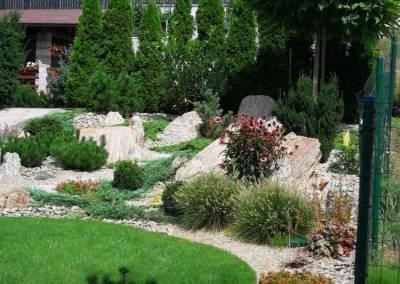 Záhrada Višňové