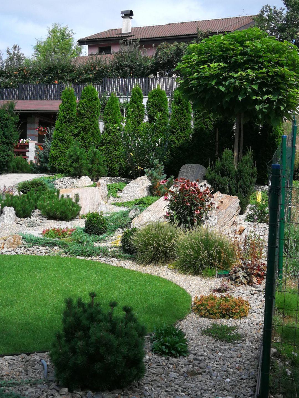 Záhrada Višňové 5