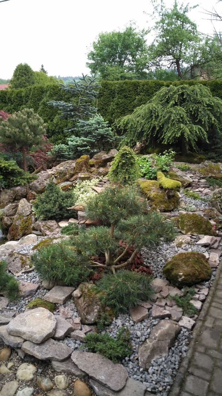 Záhrada Veľké Rovné