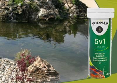 6 krokov pre správne naštartovanie jazierka - 5