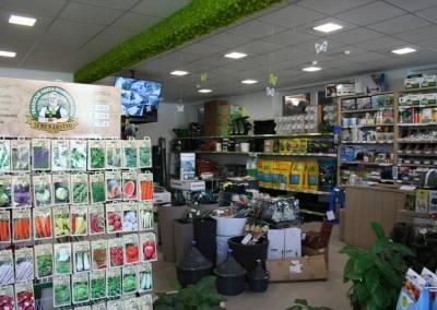 Záhradné centrum Bytča predajňa 4