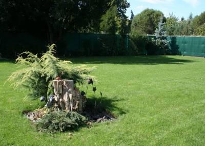 Záhrada Bytča 1-4