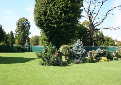 Záhrada Bytča 1-5