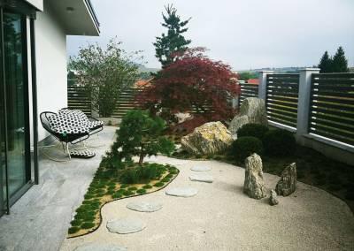 Záhrada Turie 3