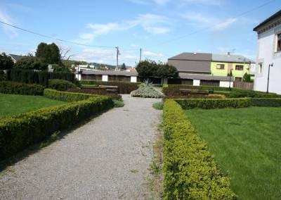 Záhrada Bytčiansky zámok 2