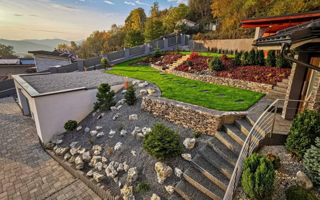 Záhrada Budatínska Lehota