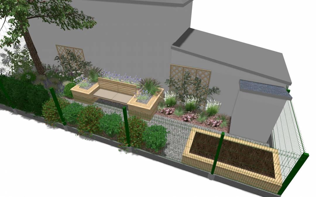 Zákutie záhrady Bytča