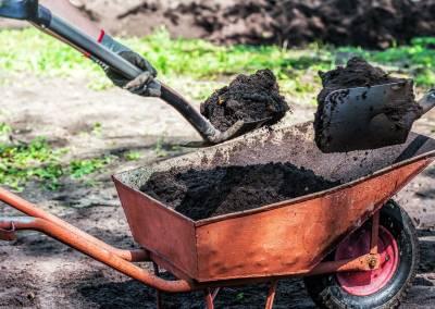 rozmiestnenie pôdy